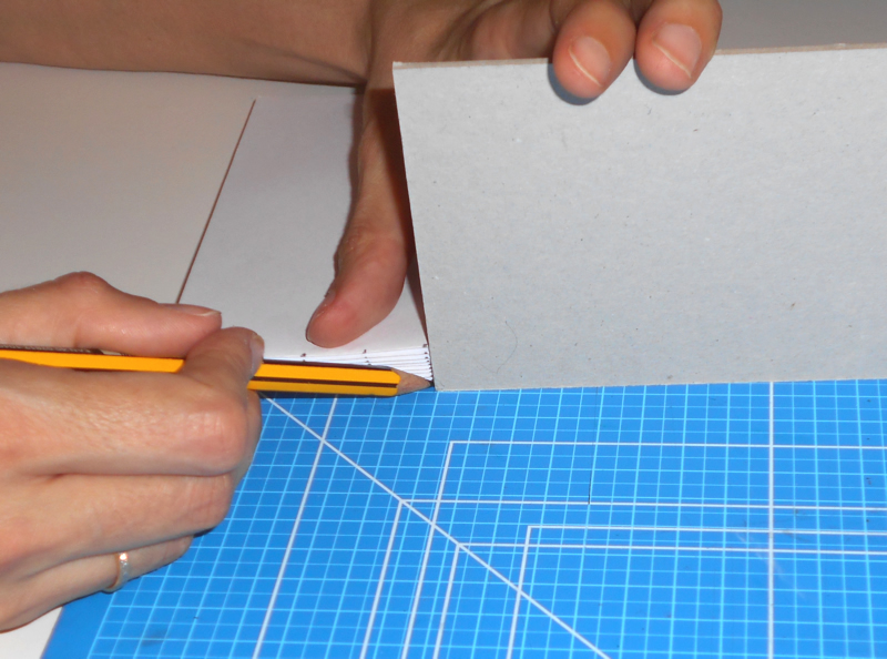Marcando todos los cuadernillos