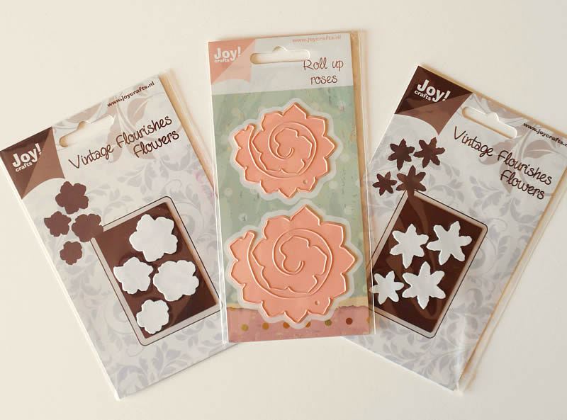 troqueles flores joy crafts