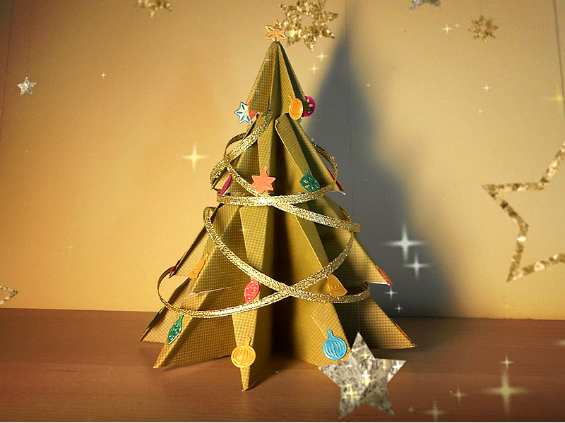 Crea y decora tu arbolito de navidad - Como se decora un arbol de navidad ...