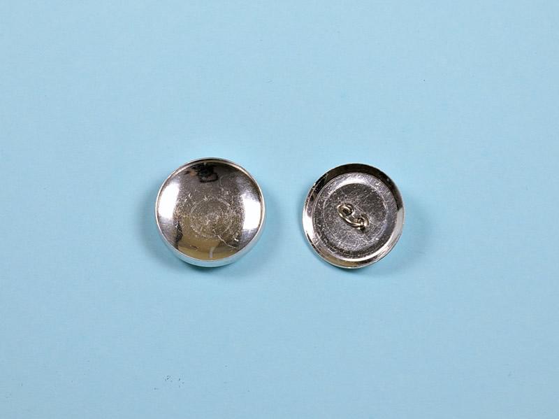 Partes del botón para forrar